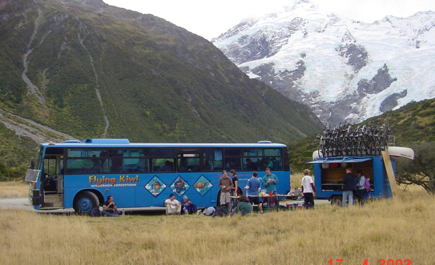 West Coast below Fox Glacier 2003 Photo taken by: Unknown