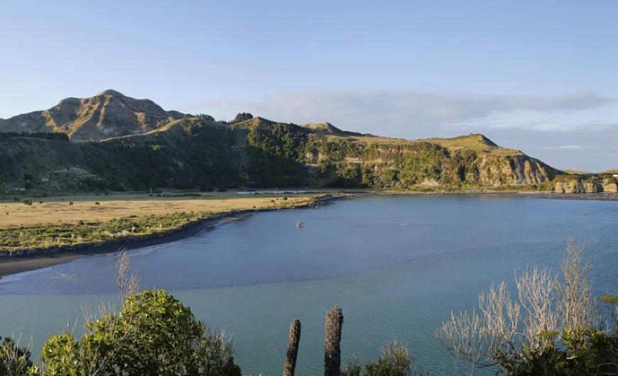 Views on the drive up to New Plymouth - Mokau