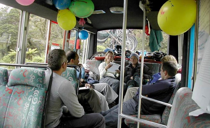 Original bus 2006 Photo taken by: Unknown