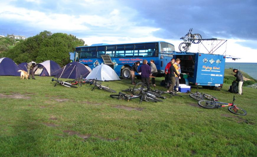 Coastal Camping 2005 Photo taken by: Unknown