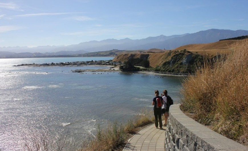 Kaikoura Peninsula Photo taken by: Michael Bluestone