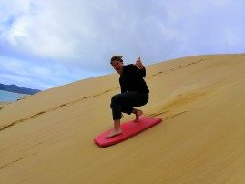 The Sand Surfer!!