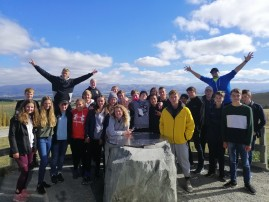 Southern Adventure Student Tour April 2019