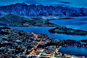 Queenstown is the perfect base by day and night