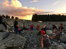 Story Time - Lake Pukaki