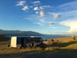 Camping the Flying Kiwi way