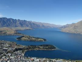 Jimmy's Tour - Queenstown views