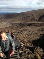 Steelys Tour - Tongariro hike views