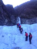 Tommys Tour - Ice climbing