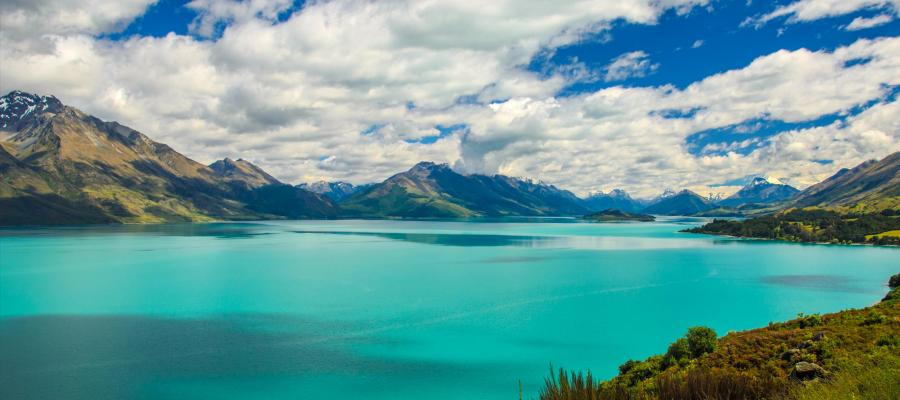 Maori Legend of Lake Wakatipu