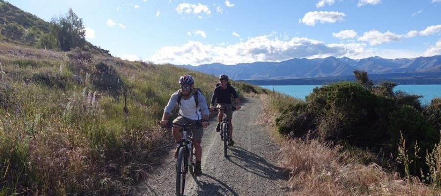 There is more to cycling in New Zealand than just the Great Rides