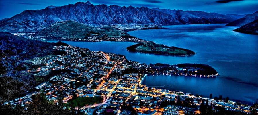 A foodies paradise - Queenstown