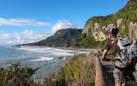 WW Punakaiki ride