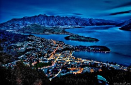A 'foodie's' paradise - Queenstown