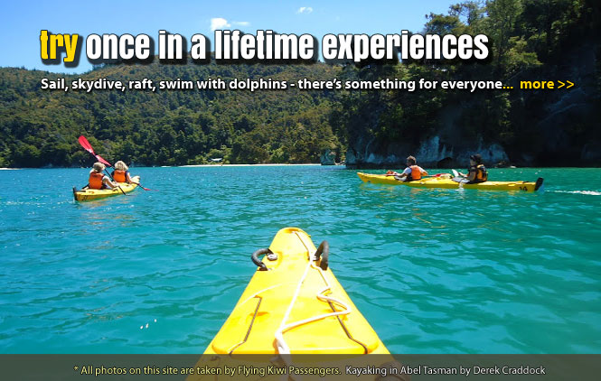 new zealand adventure tours